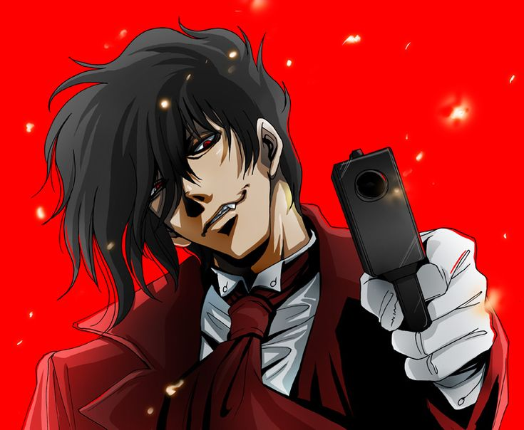 Image result for alucard pinterest