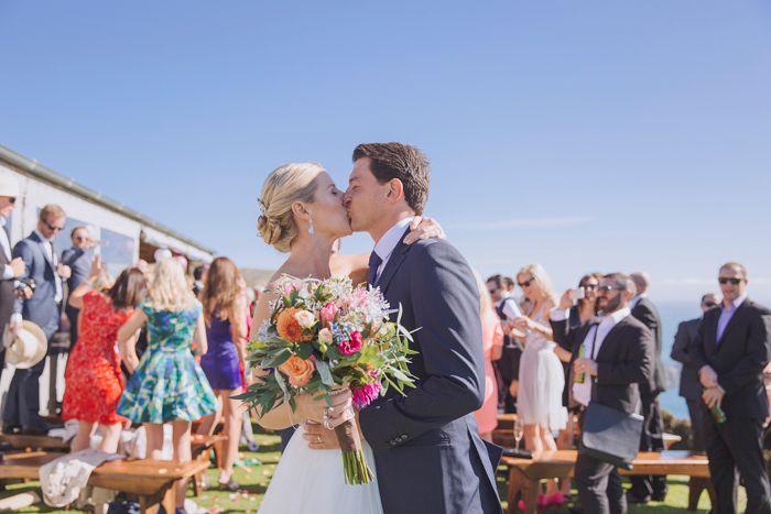 Michael and Jenny Wedding Ceremony
