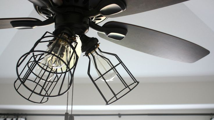 While ceiling fans are a popular way to beat the heat, they are often an eyesore in homes across the country. But this DIY changes that.