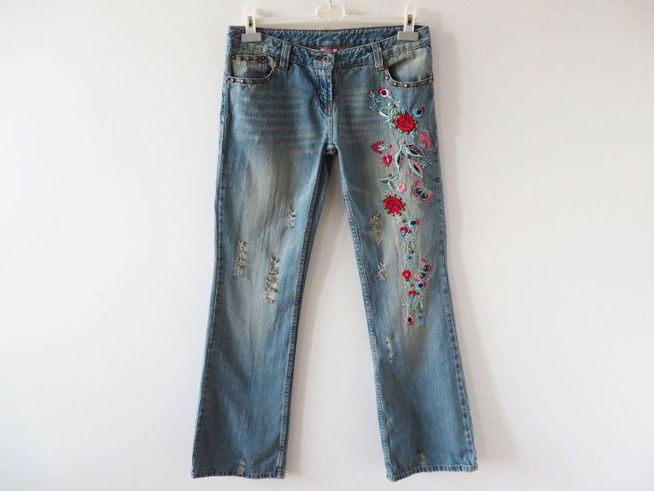 25  best ideas about Women's wide legged jeans on Pinterest | Wide ...