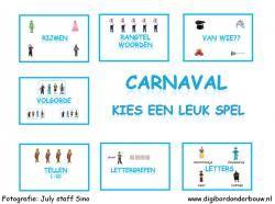 Carnaval 7 verschill