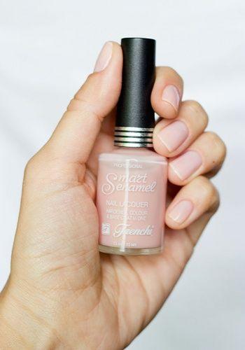 Лак для ногтей Умная Эмаль Frenchi оттенок 105 «Розовый фарфор» — Отзывы о косметике — Косметиста