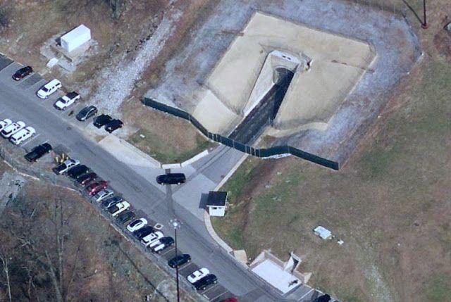 Raven Rock Mountain Complex - B Portal