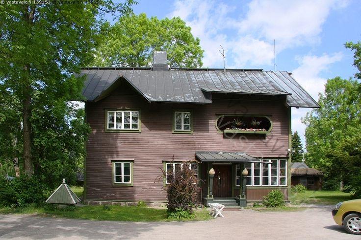 J H Erkon kotimuseo Erkkola,  Tuusula, Finland   | The  home of J. H. Erkko (16 January 1849, Orimattila - 16 November 1906, Helsinki), Finnish poet, playwright, and cultural figure. |  http://fi.wikipedia.org/wiki/J._H._Erkko