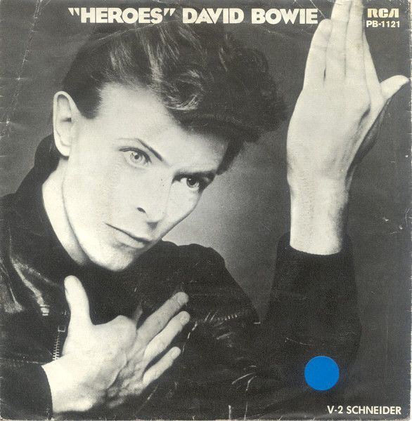 """David Bowie - """"Heroes"""" at Discogs"""