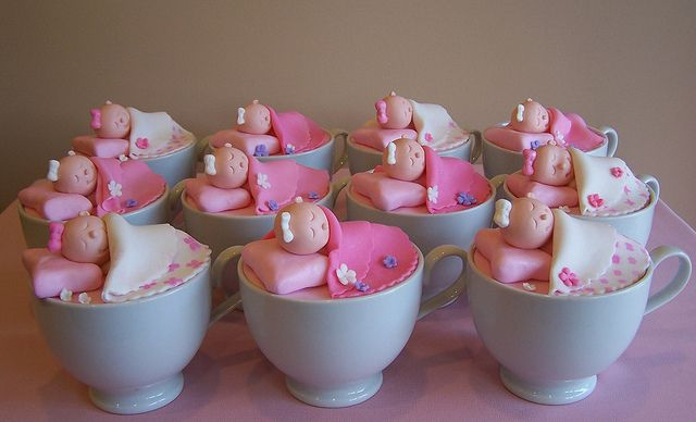 Baptism Favours by cakespace - Beth (Chantilly Cake Designs), via Flickr
