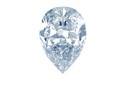Why not a ring with a pear blue diamond? #engagementring #engagement #verlobungsring #diamant #tropfen #blau #yorxs