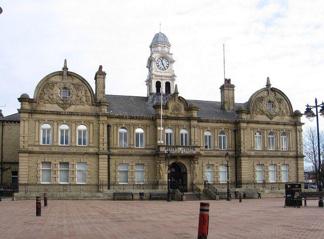 Ossett - Town Hall