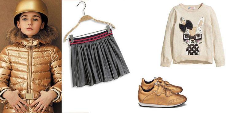 Tien modetrends voor het nieuwe schooljaar - metallic