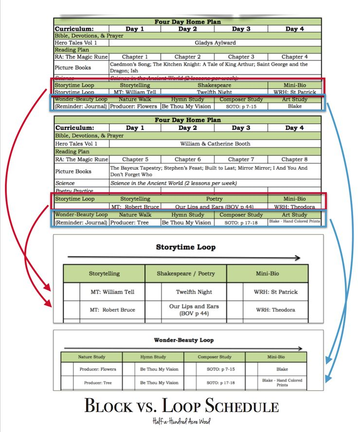 It's just an image of Persnickety Loop Schedule Printable
