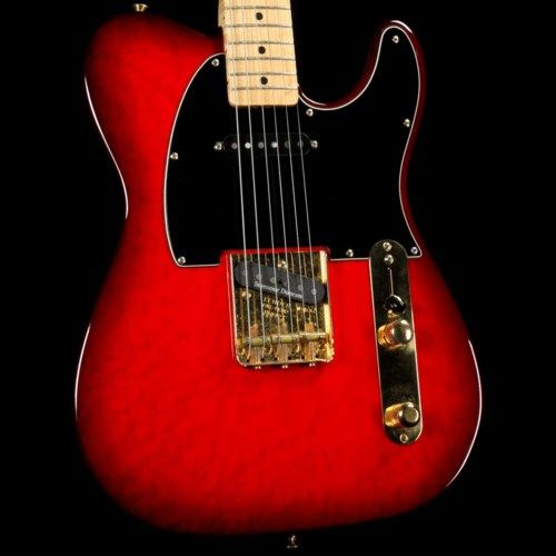 This Is A 1997 Fender Custom Shop Jerry Donahue Signature Tele That Was Actually Played And Owned By The Telecaster Master Fender Custom Shop Telecaster Guitar