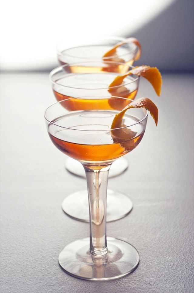 Best of Thanksgiving / Perfect Thanksgiving Cocktail