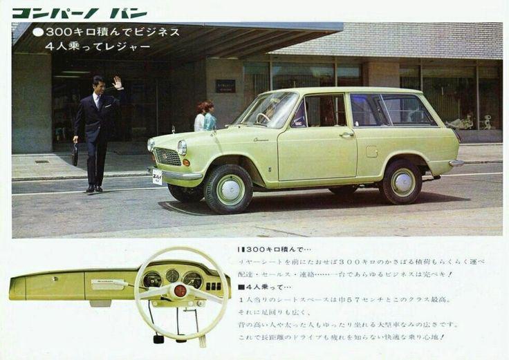 Daihatsu Compagno Van