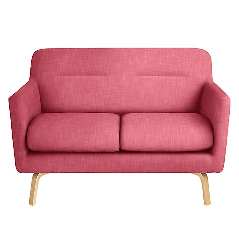 Buy John Lewis Archie Small 2 Seater Sofa, Light Leg Online at johnlewis.com
