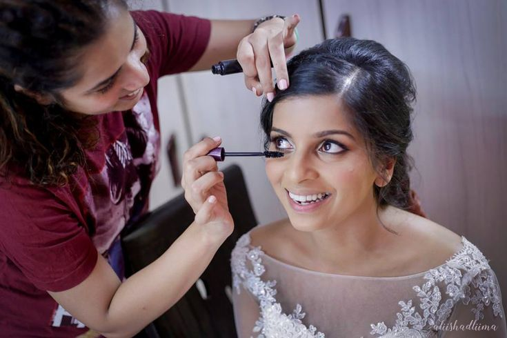 Love this candid shot of our #aliishadliima bride getting ready for her big day.  Follow us on Facebook & Instagram @aliishadliima. For bookings & Inquires, email us at aliishadliima@gmail.com