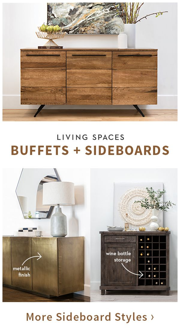 spice up your dining room with a buffet sideboard to help store your rh pinterest com