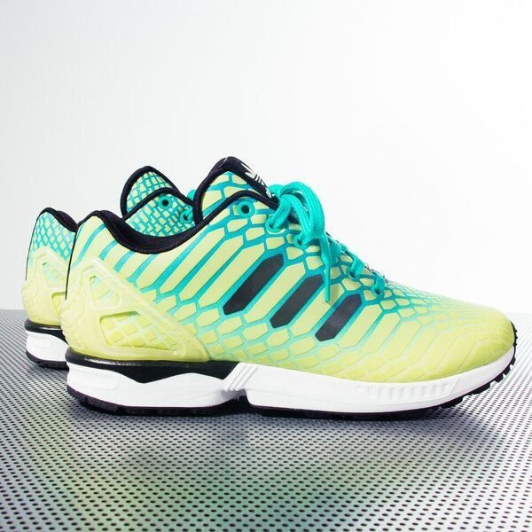 save off fc1e4 e4a73 ... Black   Yellow) adidas ZX Flux On Sale  30-40 Off With Free Shipping!  ...