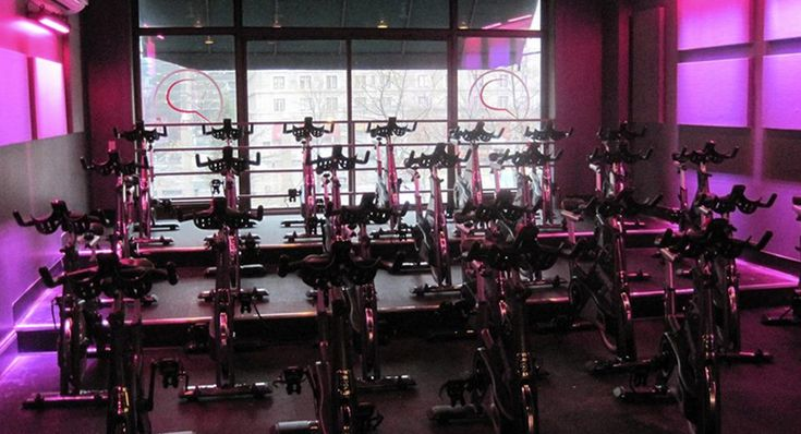 1000 images about spin room ideas on pinterest for Indoor cycle design