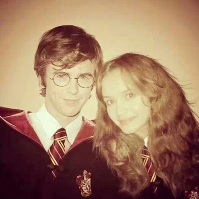 Bates Motel & Harry Potter crossover - I don't know how this happened, but I'm glad it did!