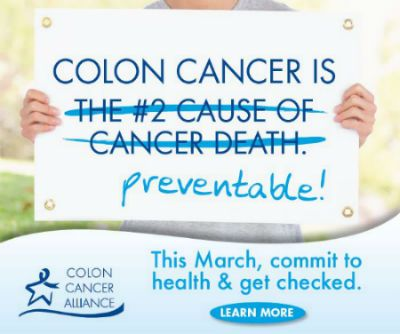 Colon Cancer Awareness Month is HERE! | Live Your Best Life