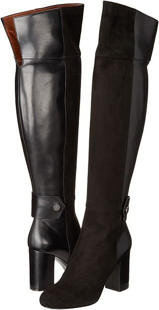Belstaff Ashbridge Soft Suede and Leather Boots Women's Boots