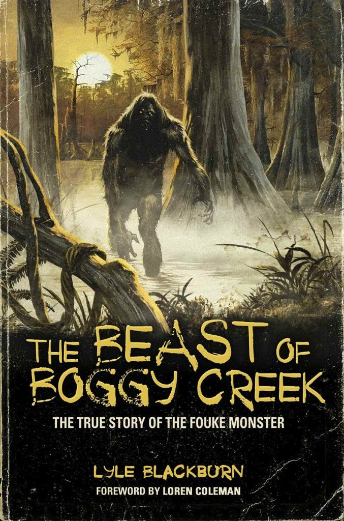 boggy creek CryptoBooks For 2012 Boggy