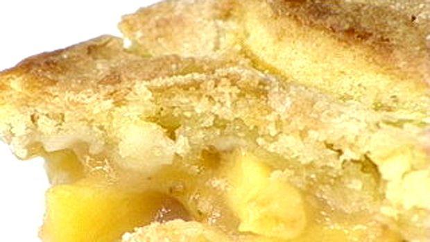 Torta de Pêssegos enviada por Mais Você no dia 14/02/2012