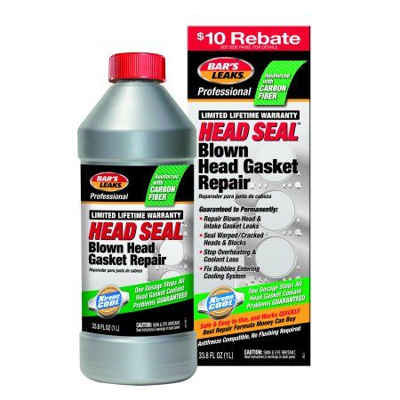 12 Pack Bar S Leaks Head Gasket Cooling Sealant Radiator Stop