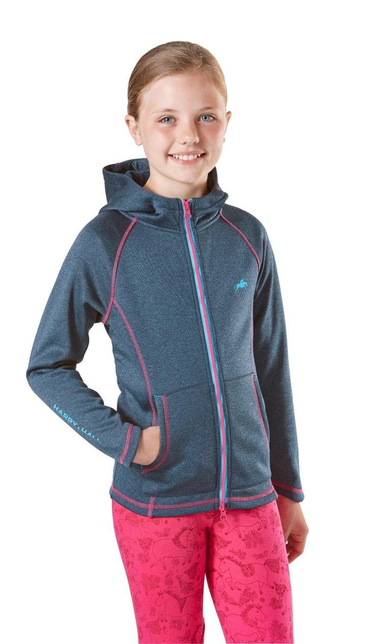 Maybury Junior-Kapuzensweatshirt |  Marken - Harry Hall | English Equestrian – Reitsportartikel für Reiter, Tiere und Pferdesport