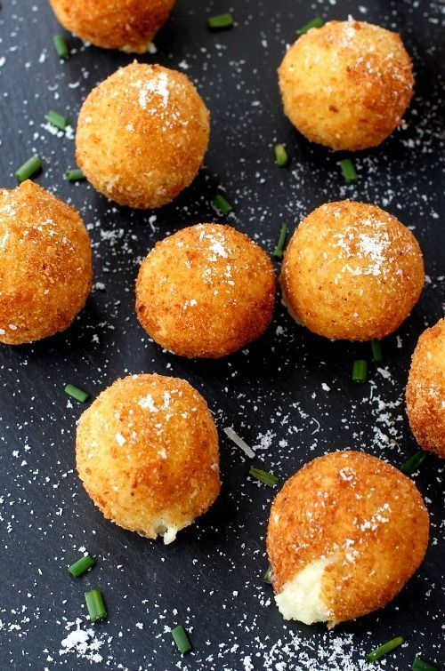 Fried Mashed Potatoes are the tastiest way to use up your leftover mashed potatoes!