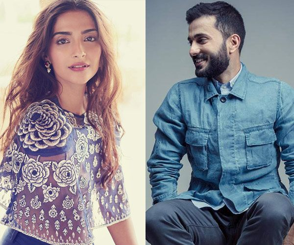 Anand Ahuja CONFESSES that he is crushing big time on Sonam Kapoor #FansnStars