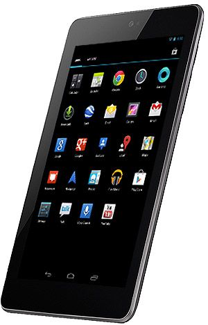 Nexus 7 tablet.