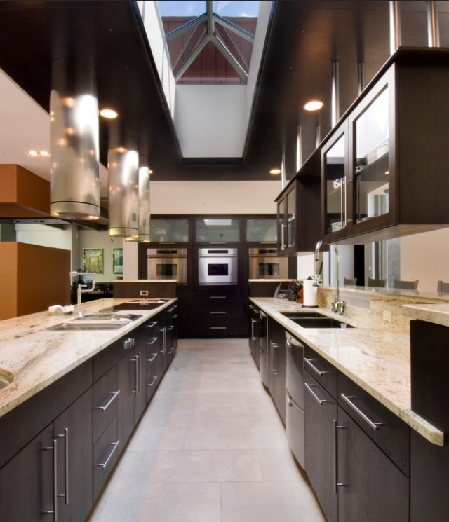 81 best Ultra Modern Kitchens images on Pinterest ... on Ultra Modern Luxury Modern Kitchen Designs  id=58002