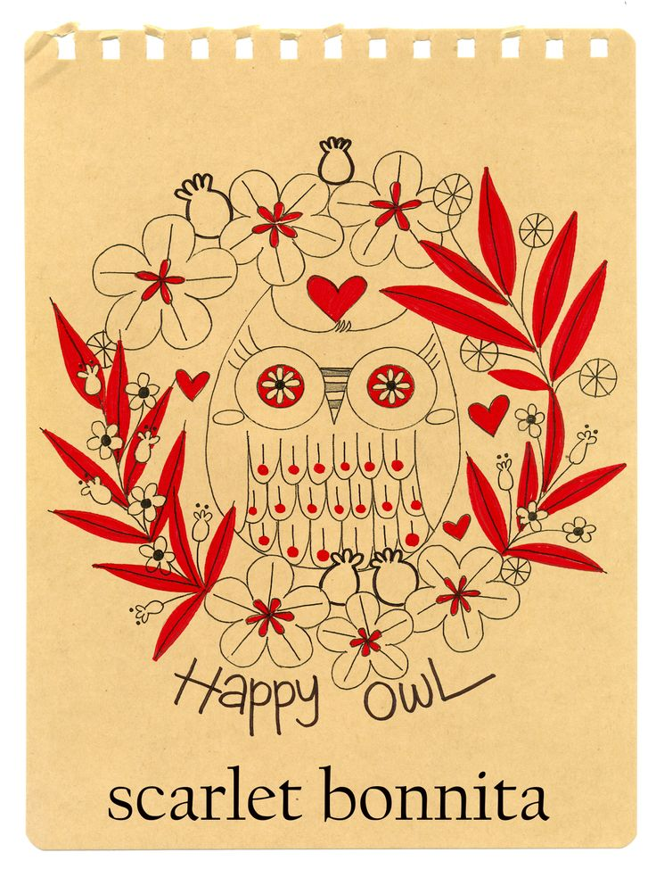 very happy Owls design by me ^^