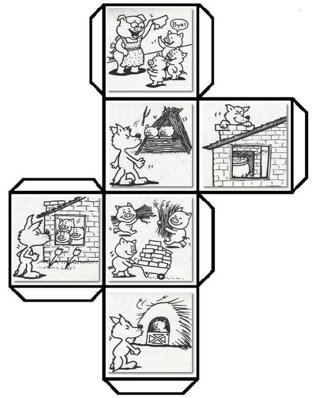 Μια δραστηριότητα πολύ ωραία που μπορούμε να εντάξουμε στο πρόγραμμά μας,είναι το Ζάρι της Αναδιήγησης.      Εκτυπώνουμε σε χαρτ...