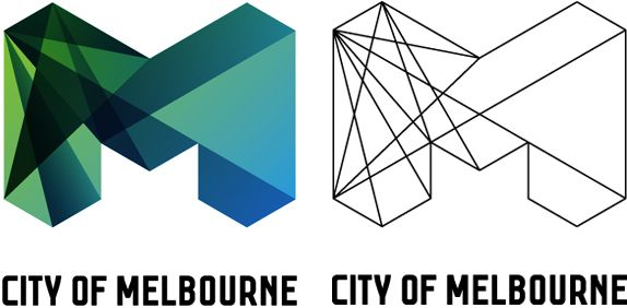 """Tus 'M' design will become an icon for Melbourne, synonymous with the modern, vibrant, cool city Melbourne is today and will continue to be in the future."" - Robert Doyle (2009)"