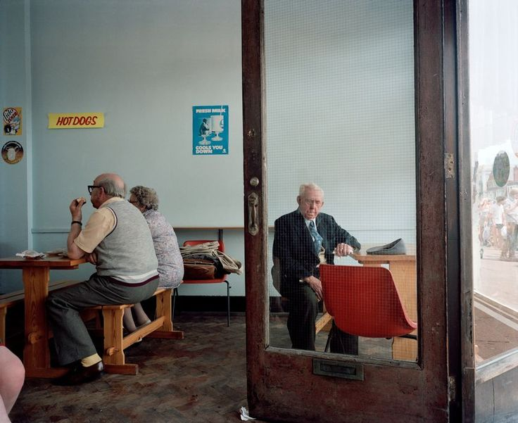 Martin Parr - England. New Brighton. 1984.