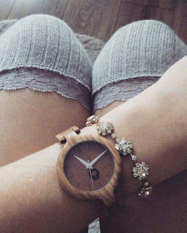 Plantwear watch