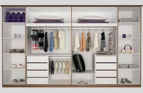 divisão roupeiro roupa de cama - Pesquisa Google