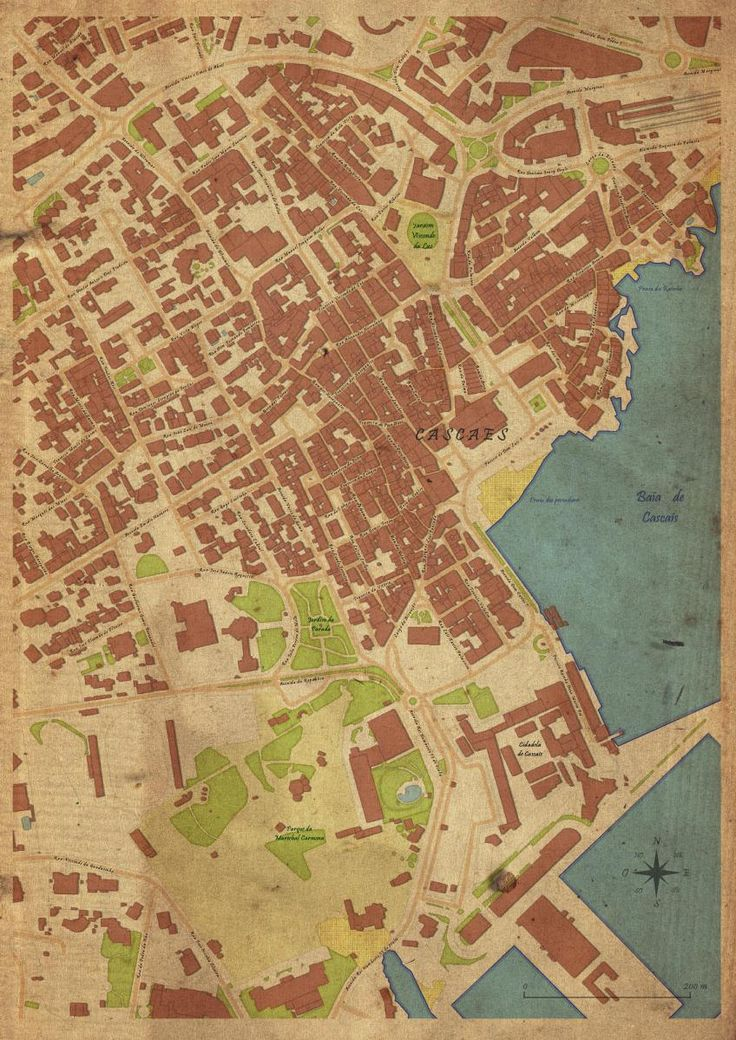Old map in QGIS 14 best Maps