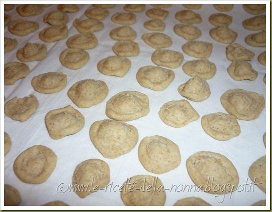 Le Ricette della Nonna: Orecchiette–ricetta base