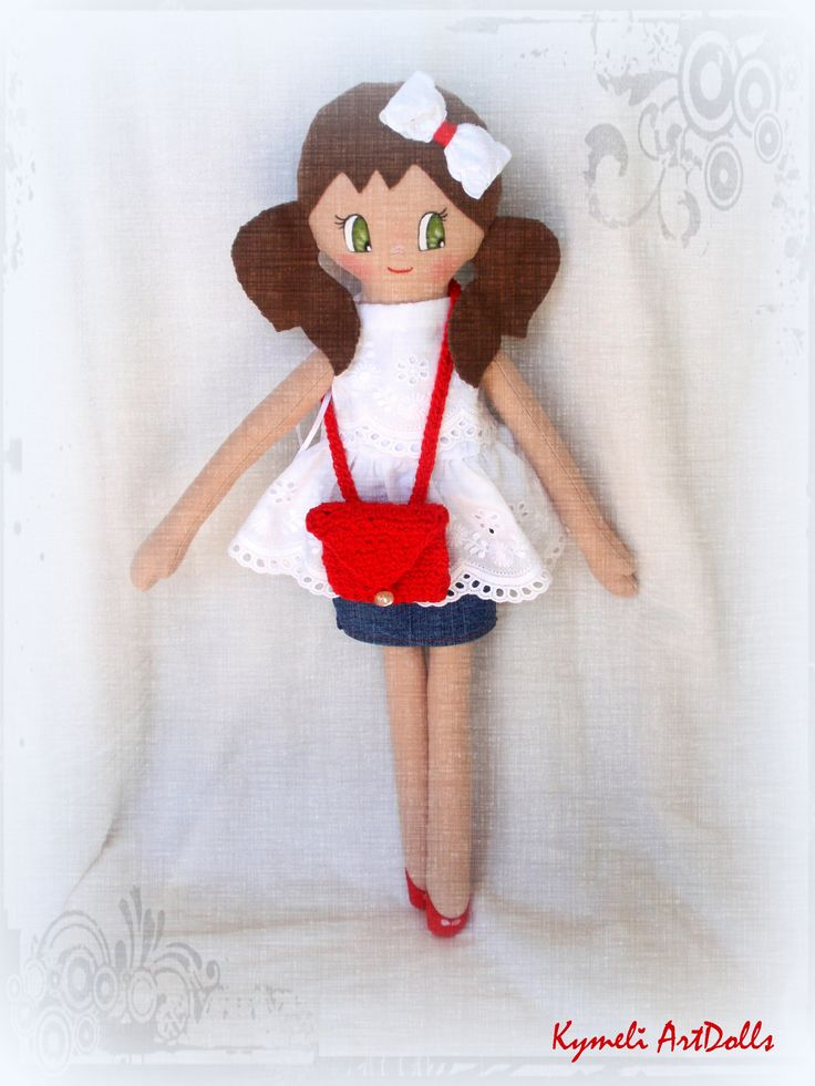 Doll for play - 50cm