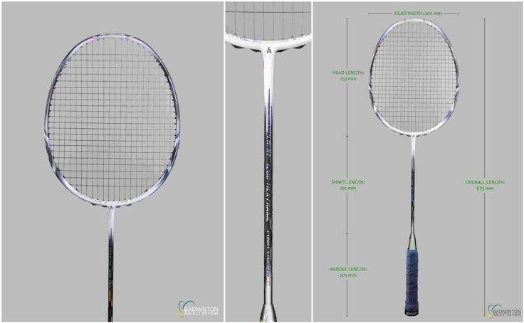 Ashaway Viper XT 1200 Badminton Racket
