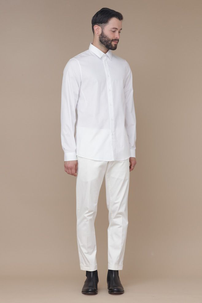 85 best men's all white outfit images on Pinterest | Menswear ...
