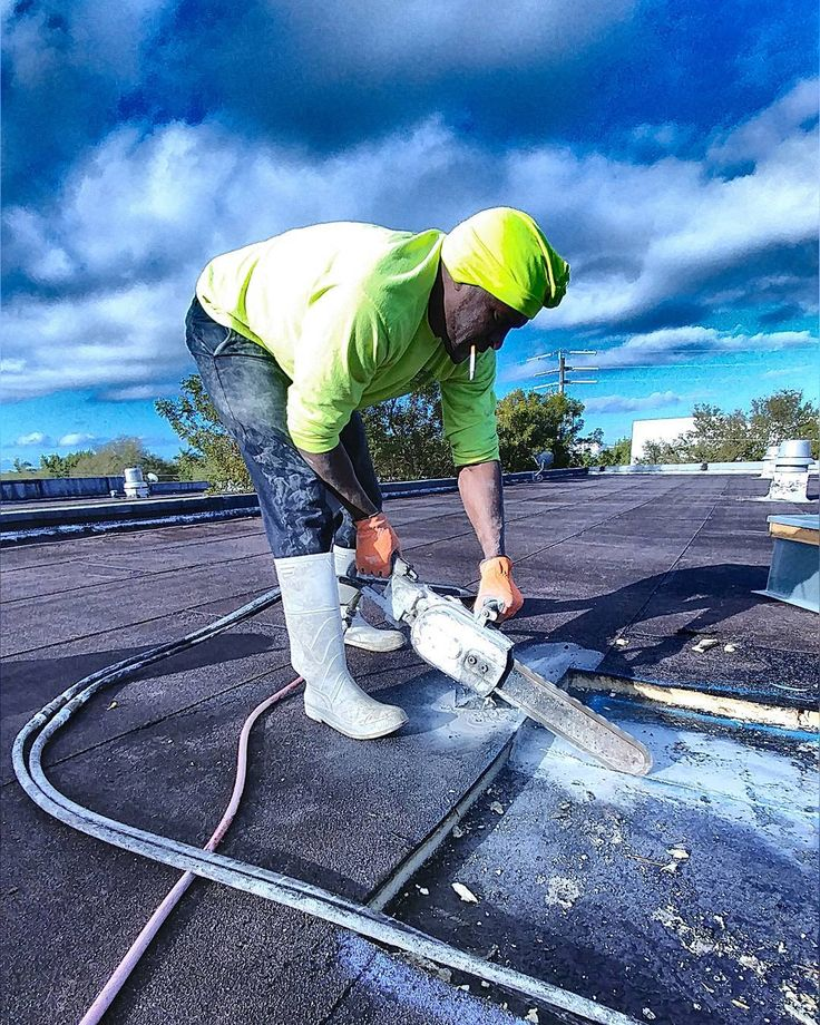 Clean Cut its a wrap  #southmiami #concretecutting #concreteconnection #construction #miamibeach #miami #generalcontractor #demolition #florida #speedy #constructionsite #concrete #concretecuttingmiami