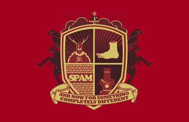 Monty Python Crest T-Shirt Get yours here: http://tshirtonomy.com/go/monty-python-crest