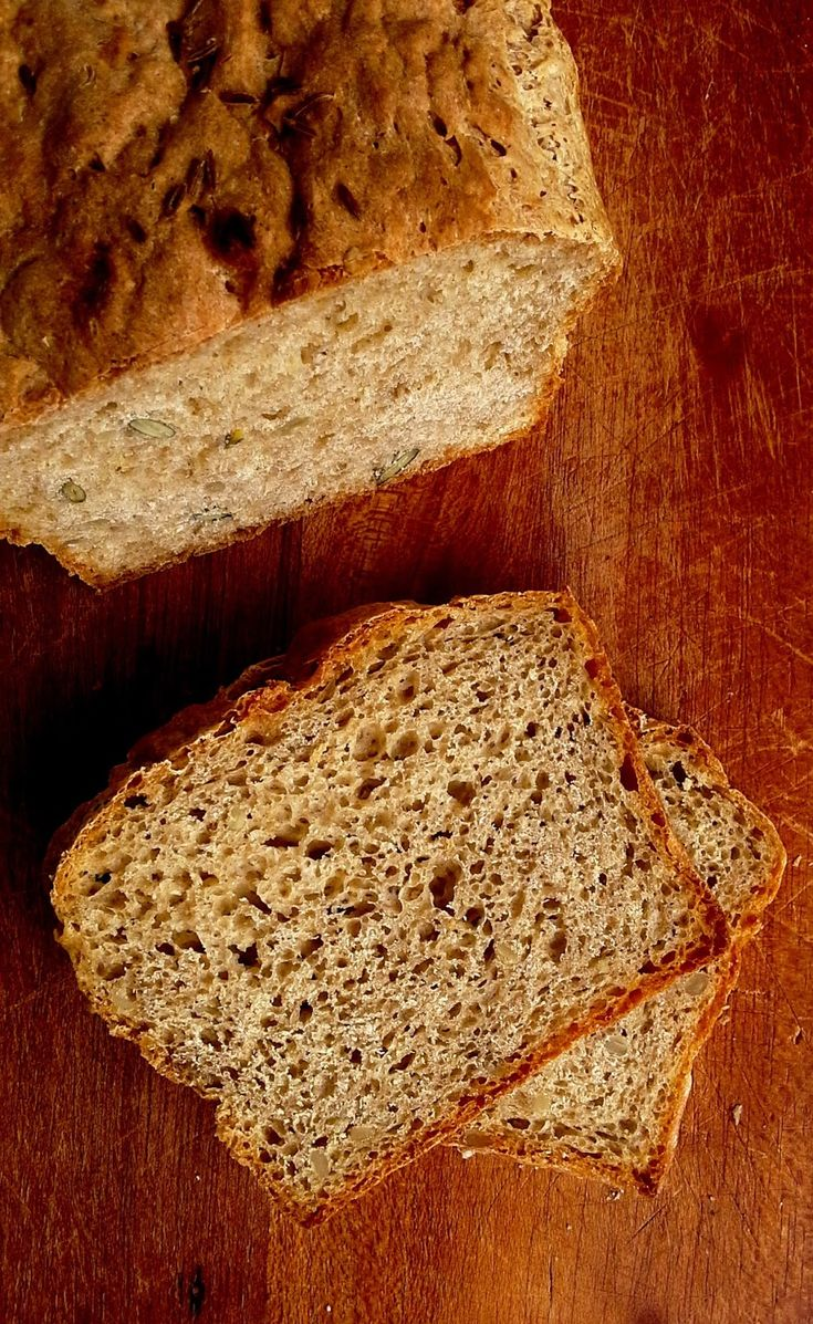 Całkiem zdrowo | Chleb na serwatce