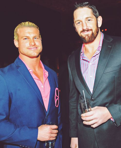 Dolph Ziggler and Wade Barrett