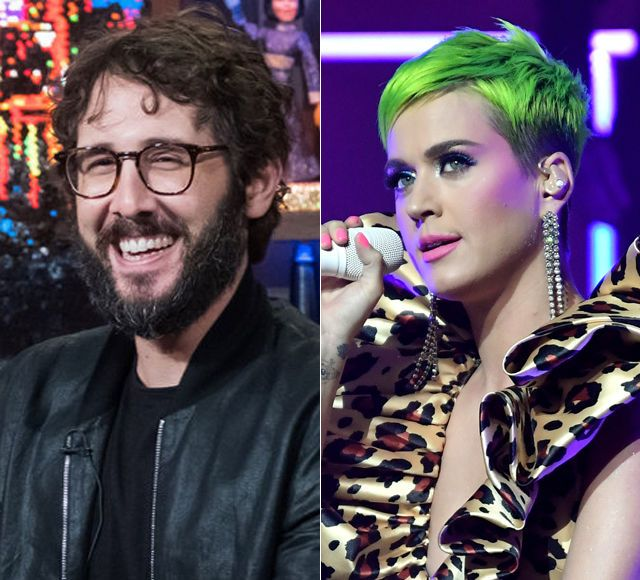 is josh groban in a relationship