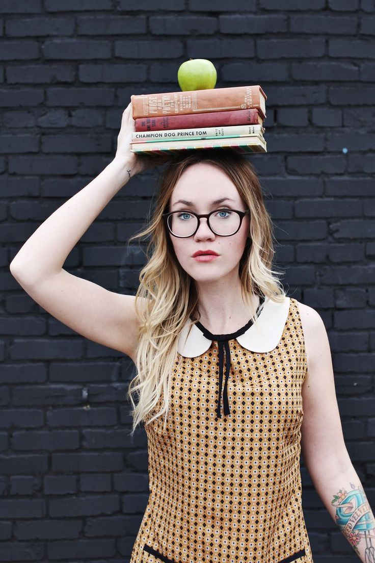 Sister Style: Library Inspired | people & pictures ...